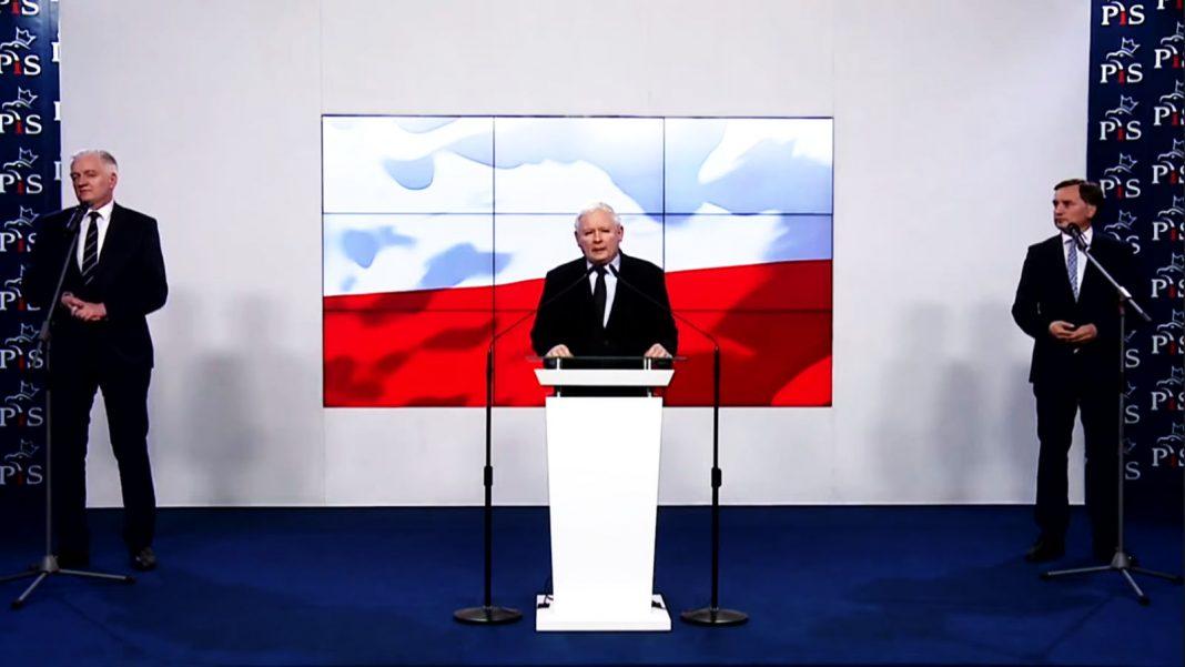 PiS - Solidarna Polska, Porozumienie