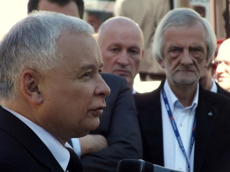 propolski.pl: Kaczyński dyscyplinuje koalicjantów