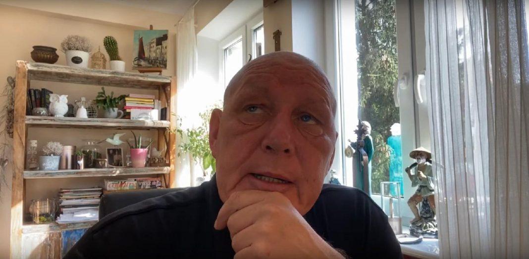 propolski.pl: Krzysztof Jackowski przerażony rozwojem pandemii
