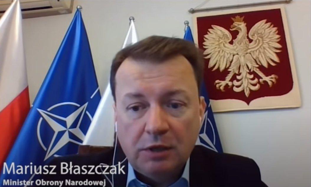 propolski.pl: Szczere słowa Błaszczaka o gen. Różańskim