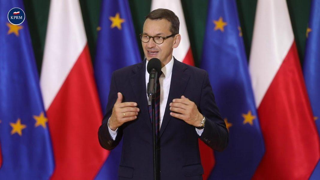 propolski.pl: Premier Morawiecki zadowolony z efektów obostrzeń