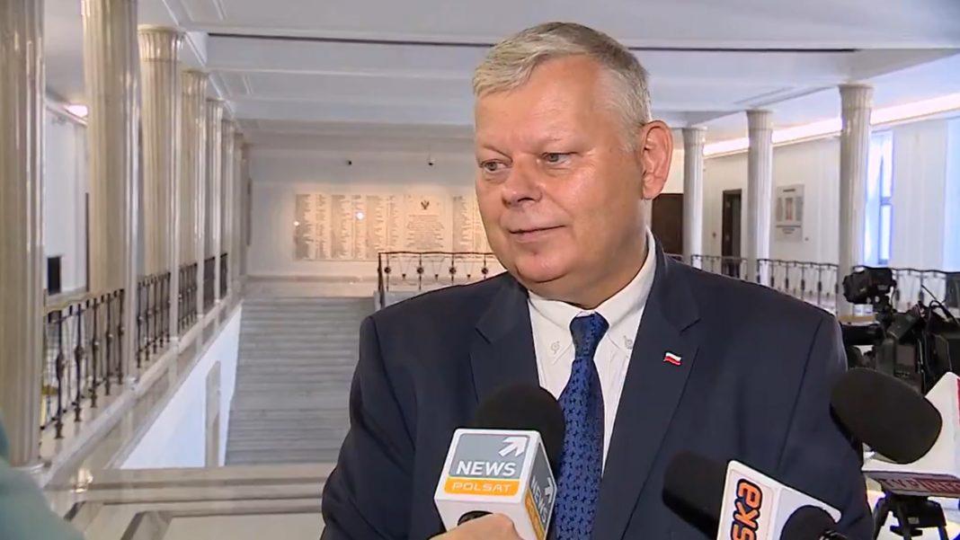 propolski.pl: Poseł Suski określił UE mianem okupanta brukselskiego