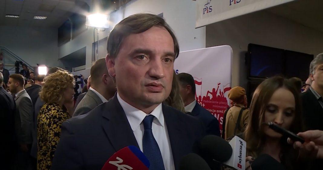 propolski.pl: Ziobro o sprawie Nowaka: Mamy do czynienia z odrażającym procederem, na wielką skalę