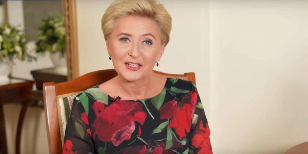 propolski.pl: Agata Duda ma problemy zdrowotne?