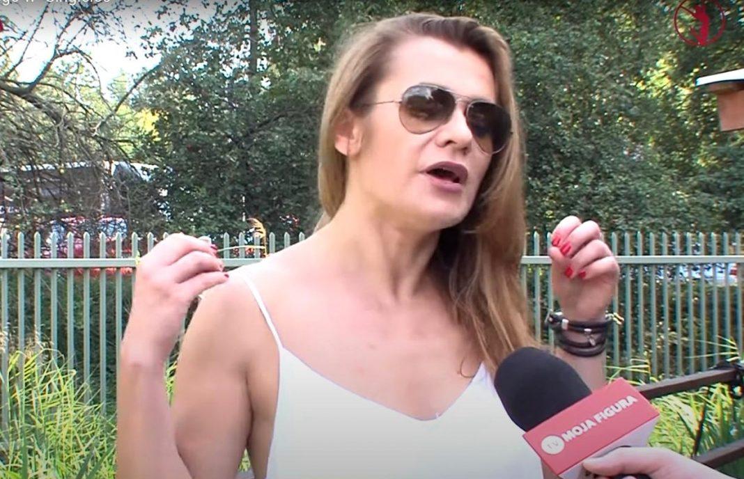 Aktorka Anna Oberc