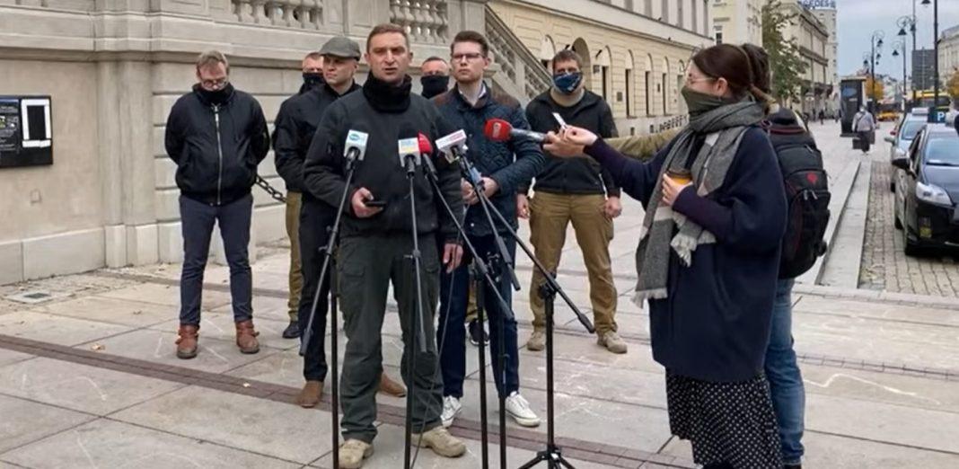 """propolski.pl: Bąkiewicz: Rozpoczynamy akcję """"Uwolnić Wielkanoc"""" [WIDEO]"""