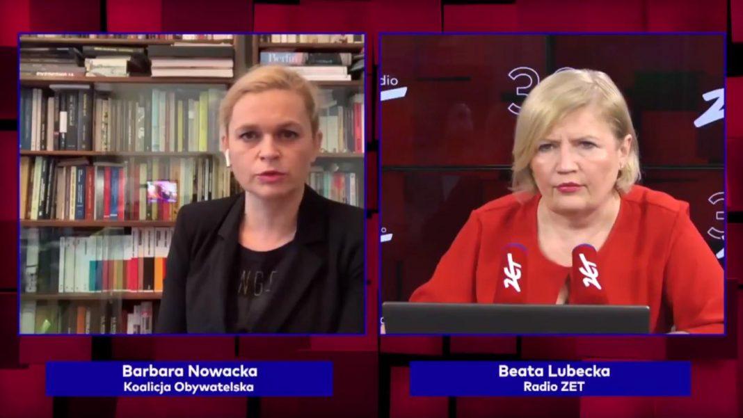 propolski.pl: Barbata Nowacka w mocnym apelu do kobiet