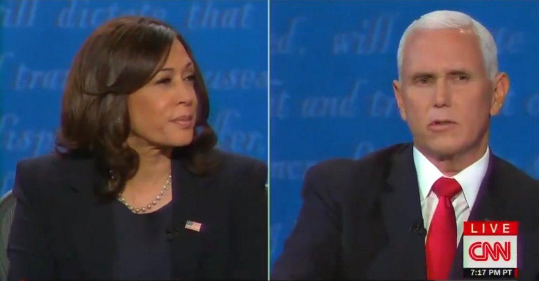 Na głowie Mike'a Pence'a wylądowała mucha