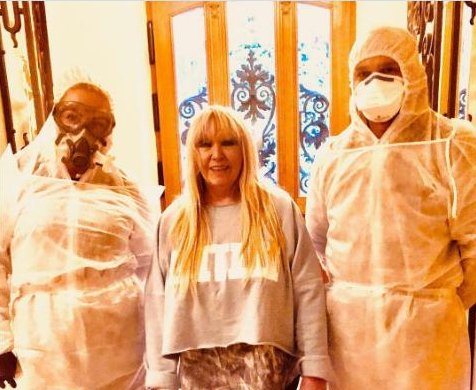propolski.pl: Maryla Rodowicz ma koronawirusa