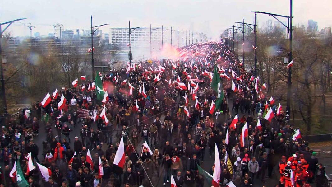 propolskl.pl Marsz Niepodległości 2020 odbędzie się. Zdjęcie z poprz. Marszu.
