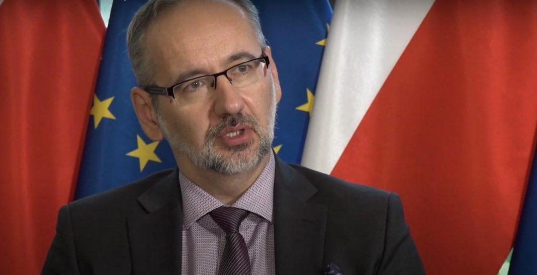 propolski.pl: Adam Niedzielski grozi protestującym Polakom