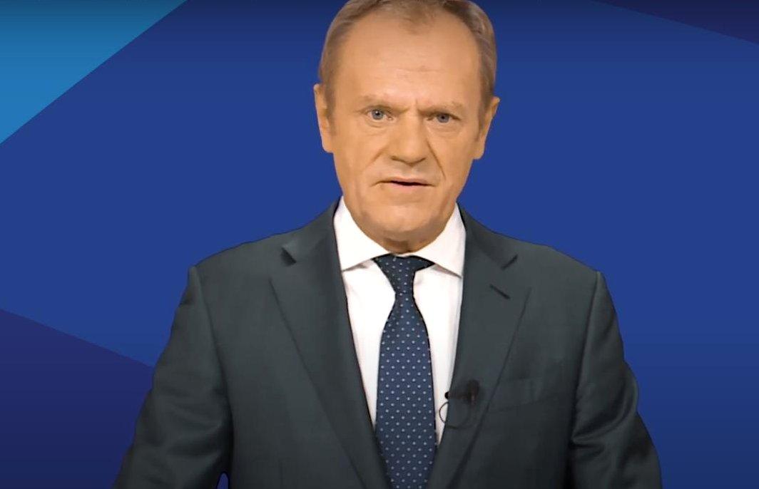 propolski.pl: Donald Tusk skomentował narodową kwarantannę