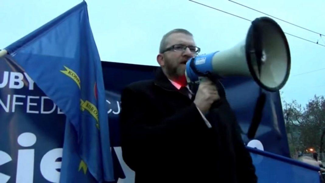propolski.pl: Mocne przemówienie Grzegorza Brauna