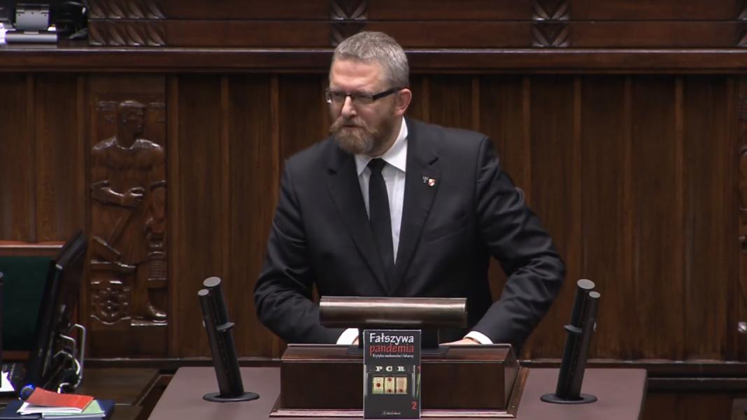 propolski.pl: Grzegorz Braun o działaniach rządu