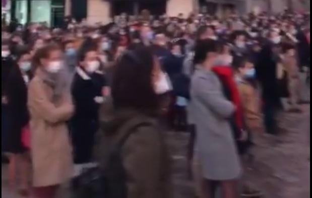 propolski.pl: katolicy we Francji protestują