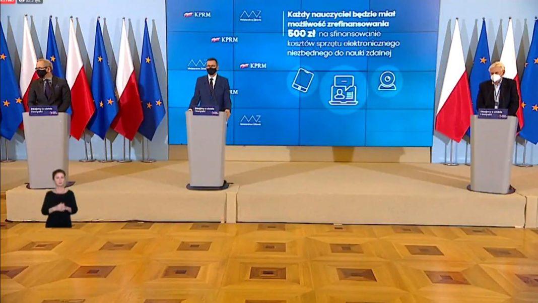 propolski.pl: Rząd wprowadza nowe obostrzenia