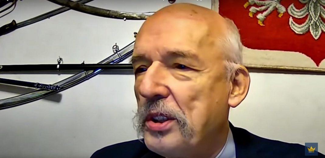 propolski.pl: Korwin-Mikke miał wypadek podczas rodzinnej wycieczki. Polityk trafił do szpitala [FOTO]