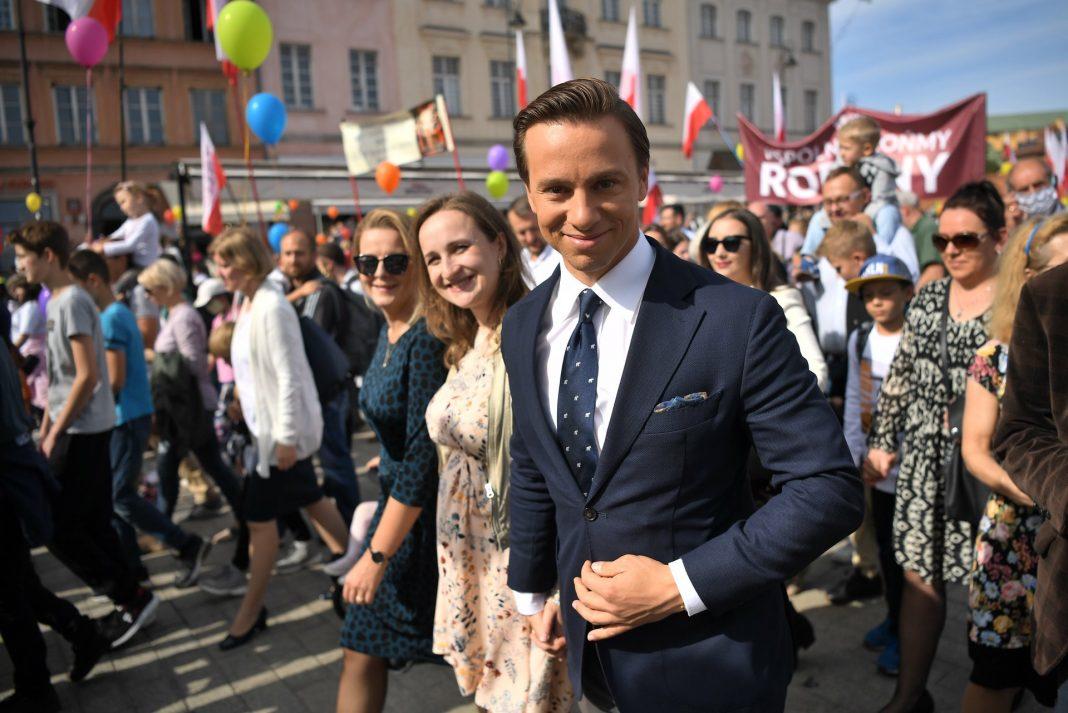 propolski.pl: Krzysztof Bosak został ojcem