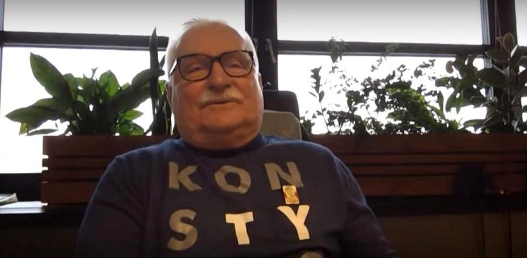 propolski.pl: Lech Wałęsa odpowiedział na słowa Cenckiewicza