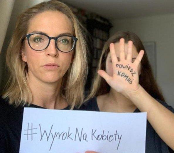 propolski.pl: Małgorzata Trzaskowska o protestach po wyroku TK