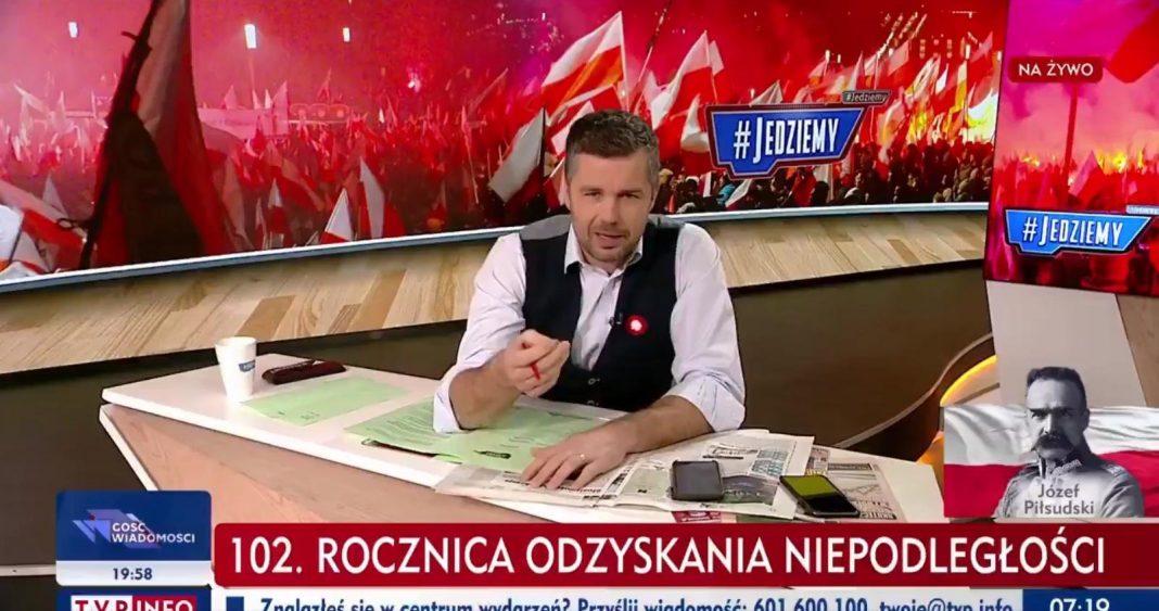 propolski.pl: Michał Rachoń odpowiedział Lubnauer