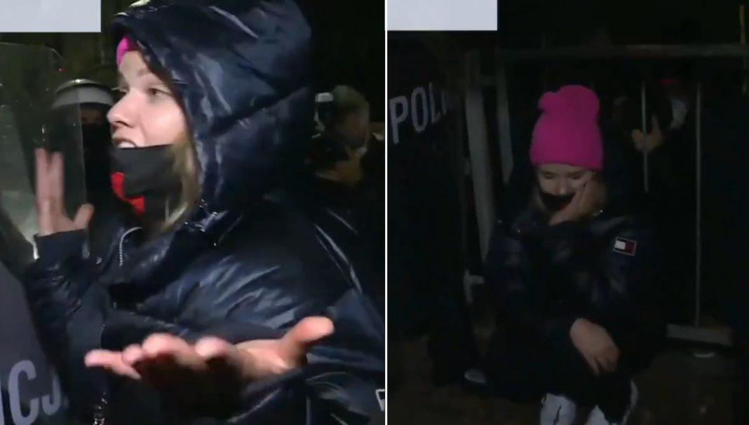 propolski.pl: Nastolatce znudził się protest