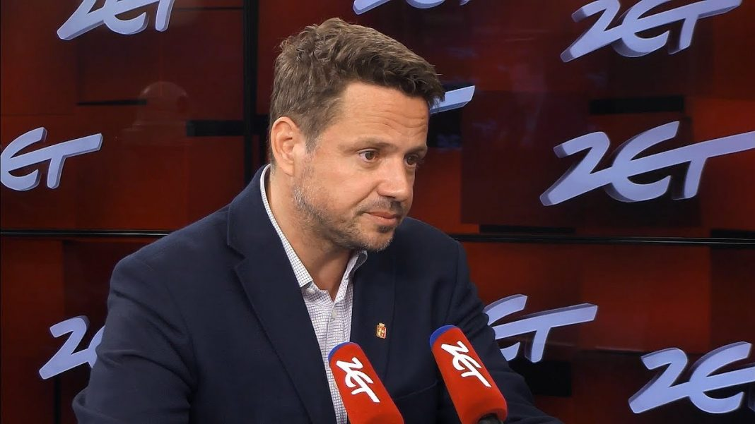 propolski.pl: Trzaskowski w Radiu ZET