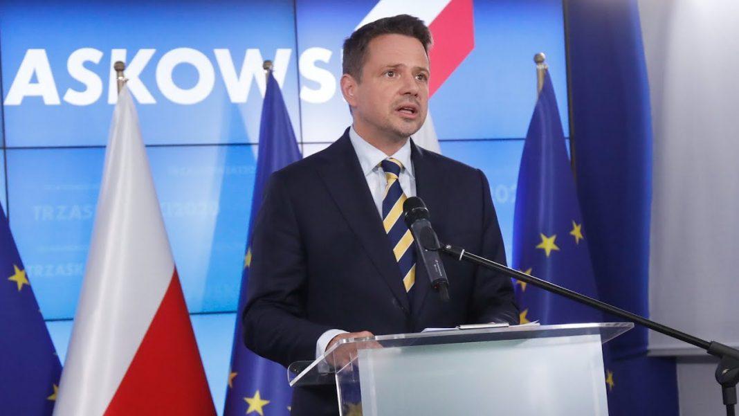 propolski.pl: Trzaskowski wypowiedział się w kwestii aborcji