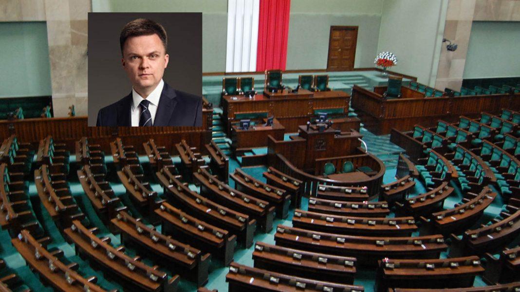 propolski.pl: Nowy sondaż. Hołownia lawinowo traci. Konfederacja wyprzedza Lewicę