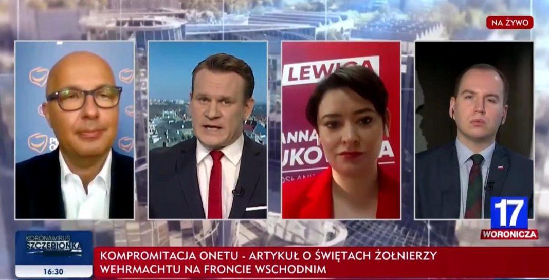 propolski.pl: Dominik Tarczyński do Bartosza Węglarczyka