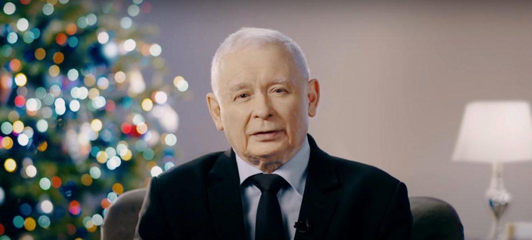 propolski.pl: Jarosław Kaczyński składa świąteczne życzenia