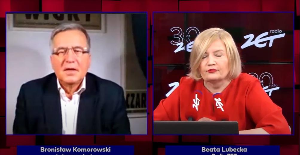 propolski.pl: Komorowski w Radiu ZET