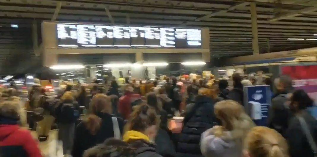 propolski.pl: Ludzie uciekali z Londynu