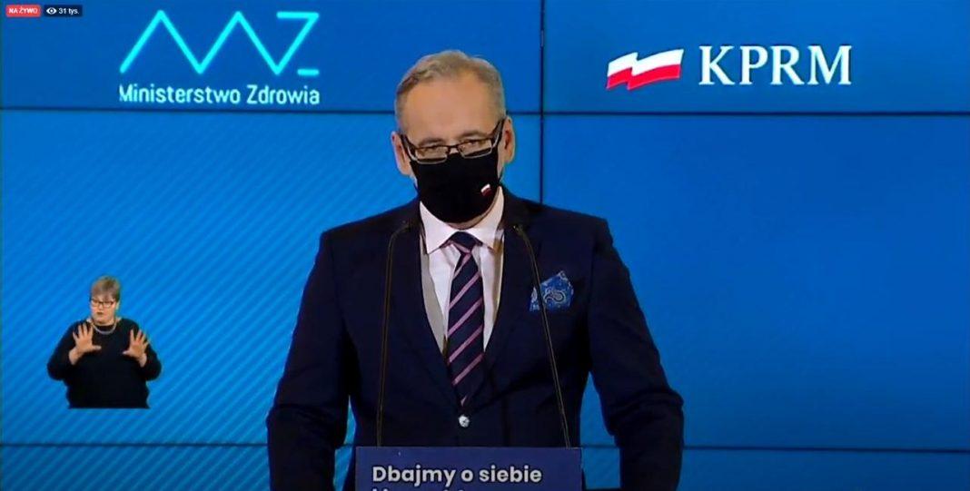 propolski.pl: Minister zdrowia ostrzega: