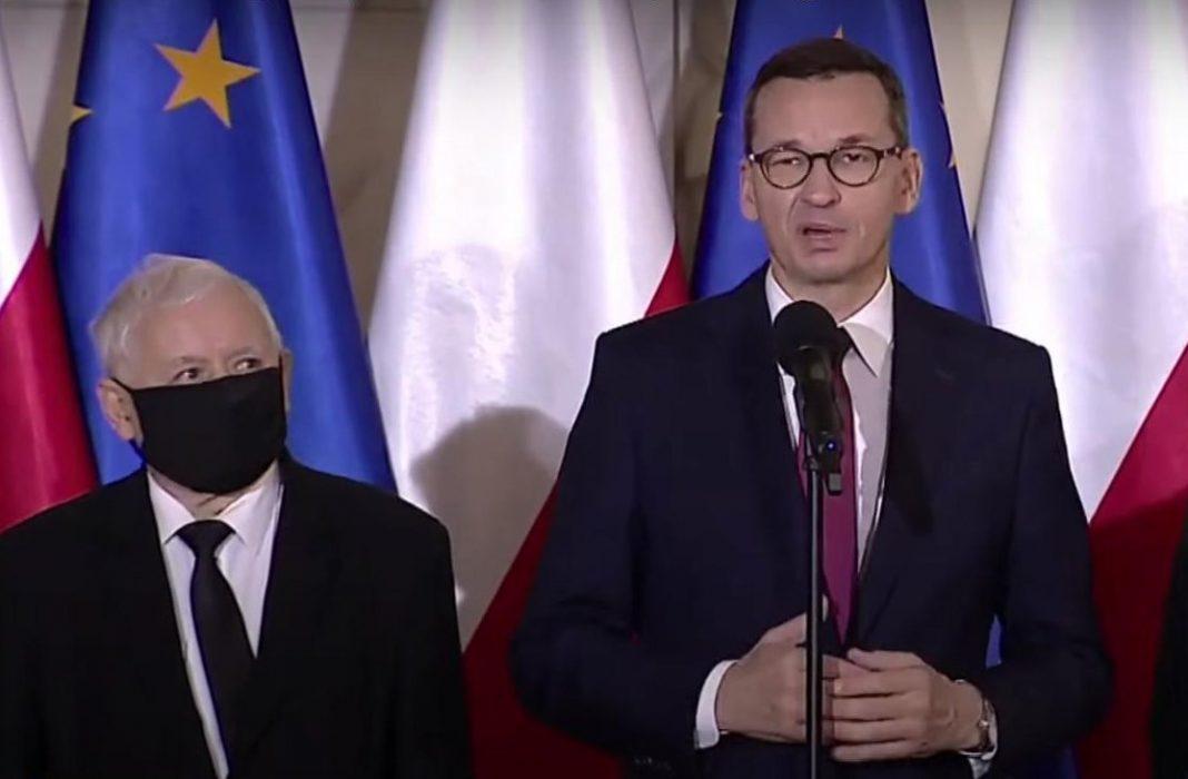 propolski.pl: Jak długo Morawiecki będzie premierem? Kaczyński odpowiada