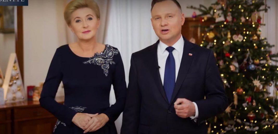 propolski.pl: Para prezydencka zaszczepiona już w poniedziałek