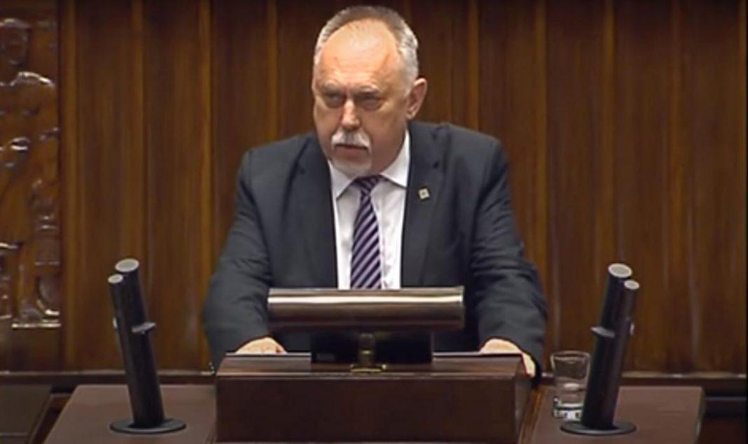 propolski.pl: Poseł Janusz Sanocki walczy o życie. Koronawirus