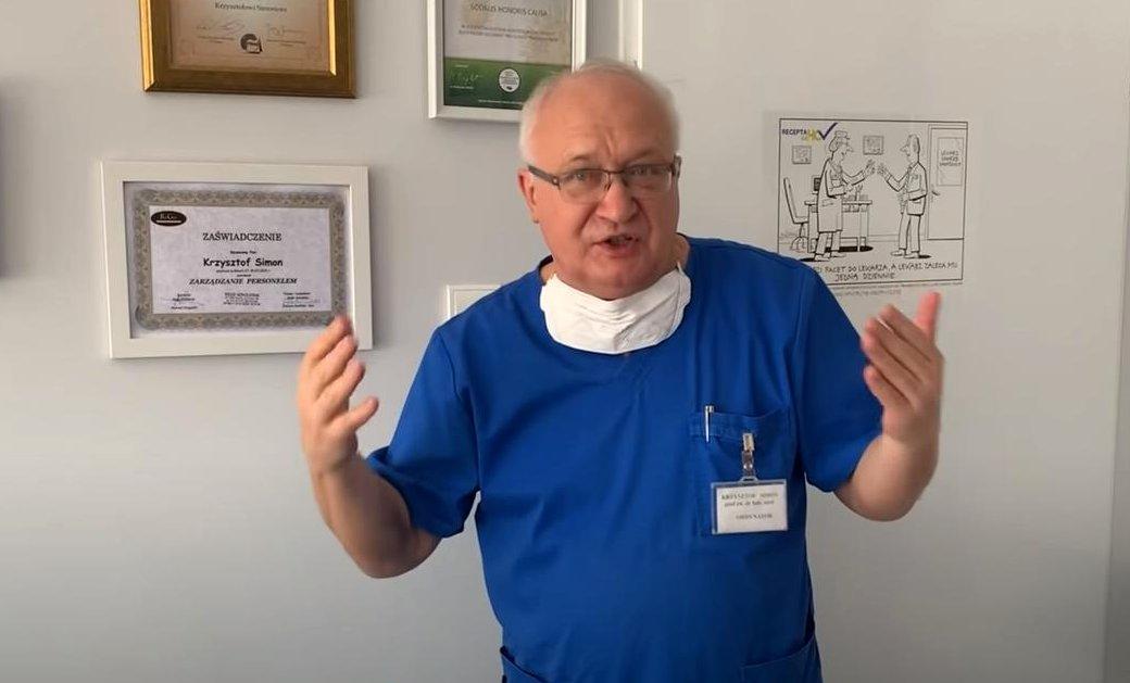 propolski.pl: Prof. Simon o przymusie szczepień