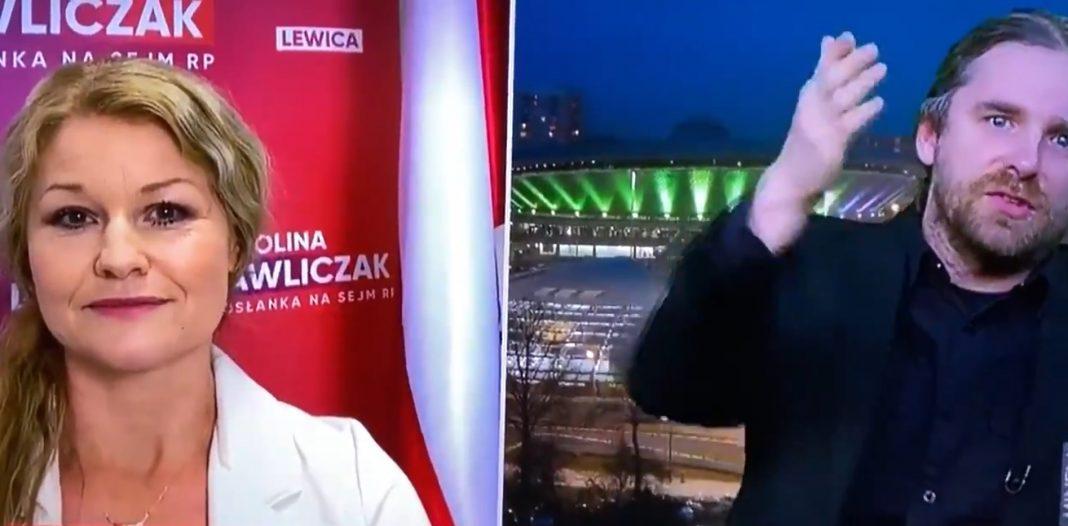propolski.pl: Sośnierz w dyskusji z posłanką Lewicy