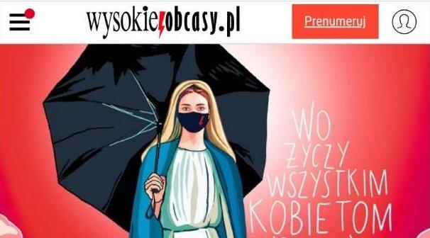 propolski.pl: Życzenia od Wysokich Obcasów