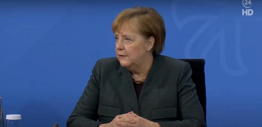 propolski.pl: Angela Merkel o przedłużeniu lockdownu