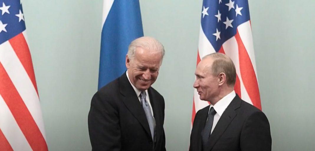propolski.pl: Joe Biden po długiej rozmowie z Władimirem Putinem.