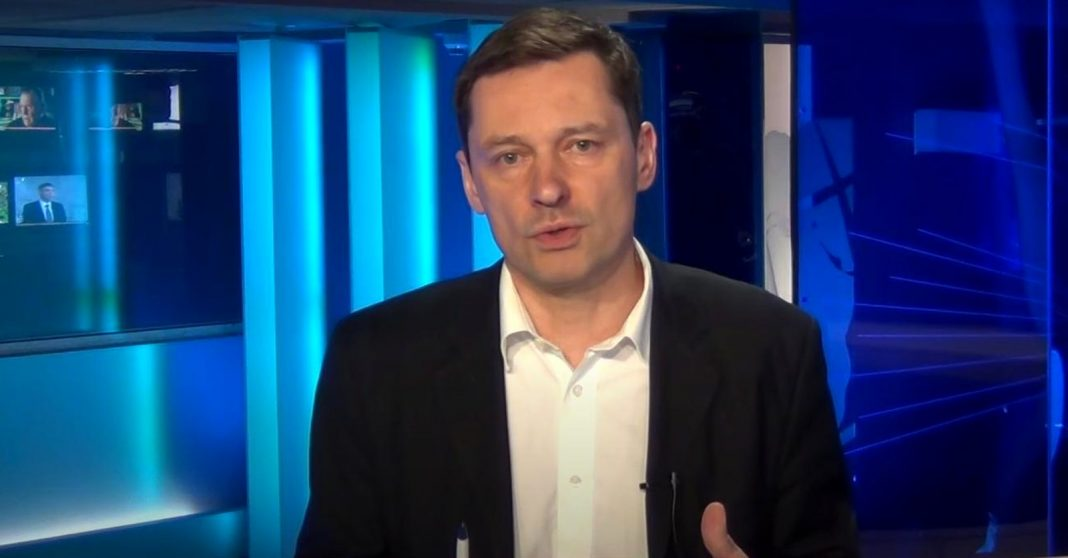propolski.pl: Dziennikarz TVP Krzysztof ziemiec zachwyca się zaprzysiężeniem Bidena