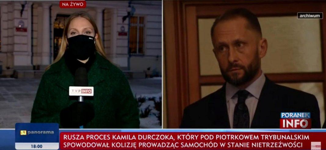 propolski.pl: Kamil Durczok po pierwszej rozprawie sądowej