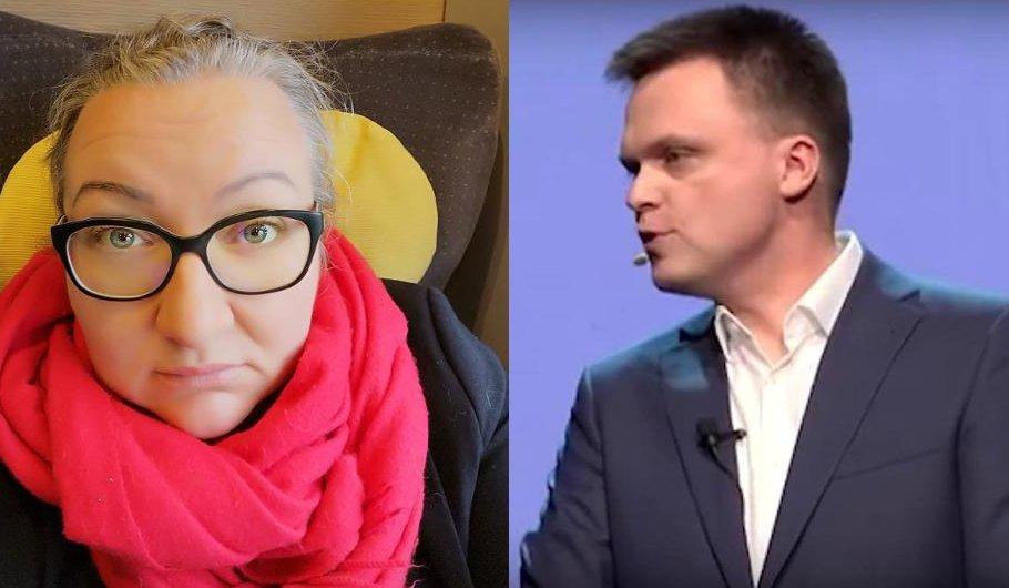 propolski.pl: Hołownia doradził Lempart, jak się pisze pewne słowo