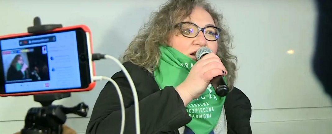 propolski.pl: Marta Lempart atakuje lekarzy i urzędnicy