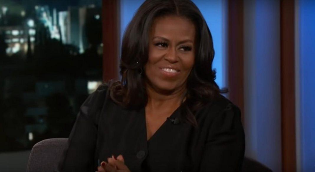 propolski.pl: Michelle Obama o cenzurze na Donalda Trumpa