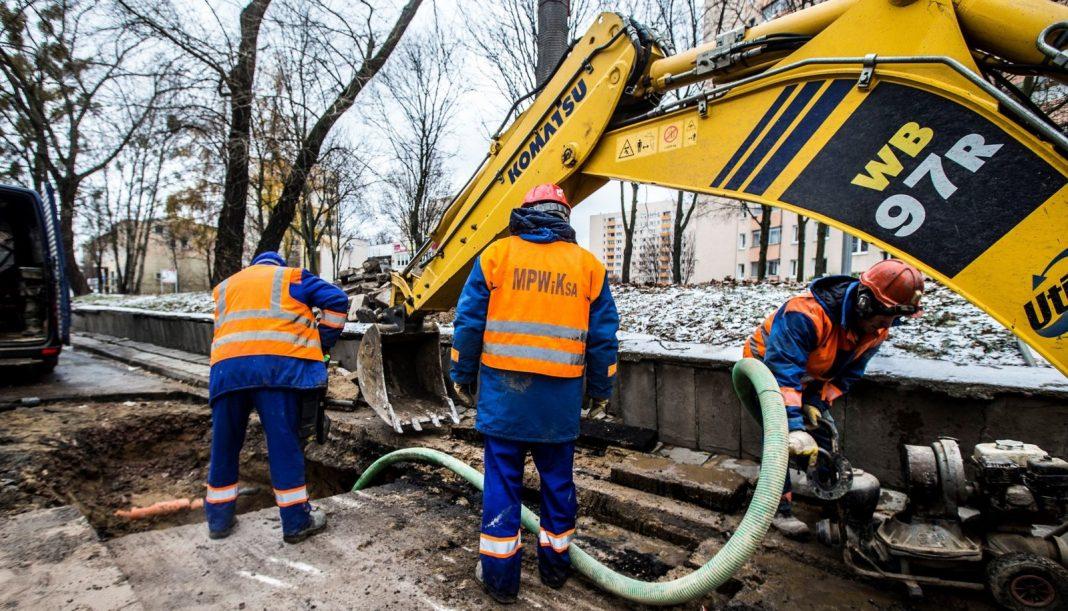 propolski.pl: Kolejna awaria w Warszawie