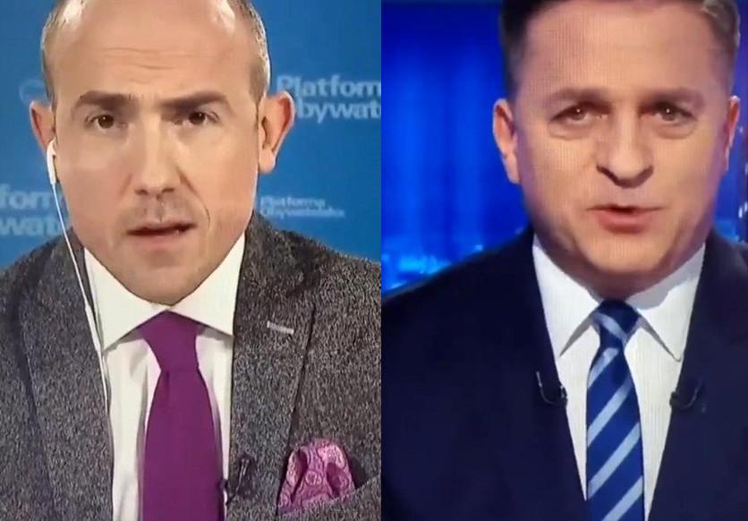 propolski.pl: Dziennikarz Polsat News ostro do posła Budki