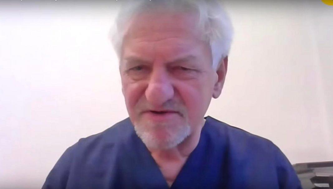propolski.pl: Prof. Horban: nie ma sensu z siekierą biegać na jednego biednego wirusa